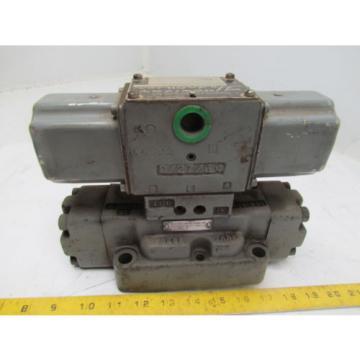 Denison Ecuador D1D123320303031001 Directional Control Valve Hydraulic 115/60 Coils