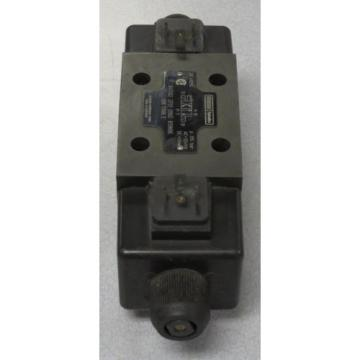DENISON Jamaica  Hydraulics Directional Valve M/N:A4D02 3751 0902 B5W06 CODE: 026-57686 T