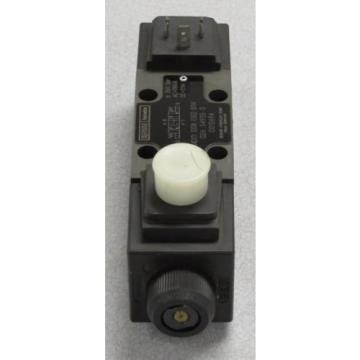 DENISON ElSalvador Hydraulics Directional Control Valve M/N: A4D01 3208 0302 B1W