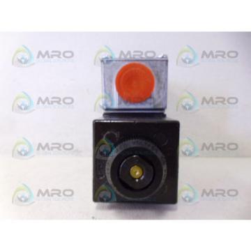 DENISON Micronesia A4D0135107060100A5W01328 PILOT CONTROL VALVE Origin NO BOX