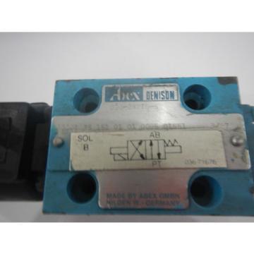 Denison Guam D03 A3001 35 151 01 01 00B5 01551 Hydraulic Directional Control Valve