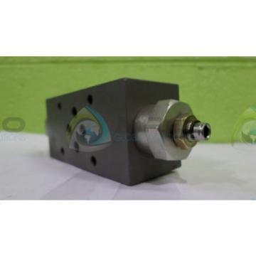 DENISON St.Lucia ZRD-ABA-01-S0-D1 HYDRAULIC CONTROL VALVE Origin NO BOX
