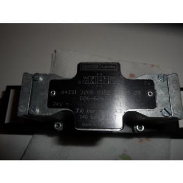 Denison France A4D01-3208-0302-B1G0Q-28 Directional Control Solenoid Valve 24V