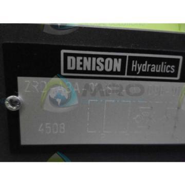 DENISON Denmark ZRD-ABA-01-S0-D1 VALVE Origin NO BOX