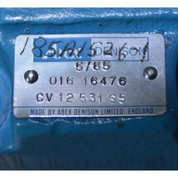 ABEX Guam DENISON CV12 531 S5 3/4#034; inch Hydraulic check valve  016 16476 Origin
