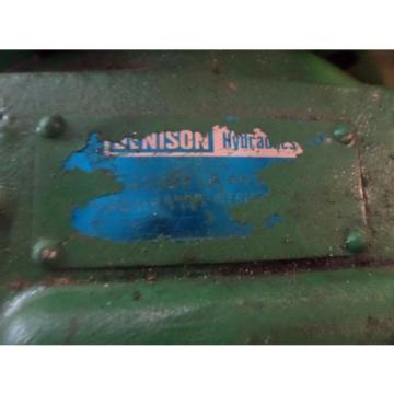 Denison Korea-South  Hydraulics Pump T6C 031 1R 00B1 ? 0081