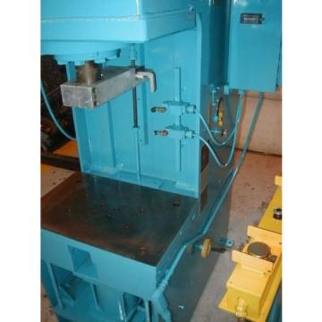 DENISON MULTIPRESS MODEL FH-20 20 TON HYDRAULIC PRESS