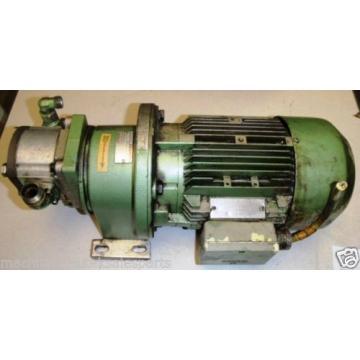 Siemens Guam Rexroth Motor pumps Combo 1LA5090-4AA91 _E9F58_ No Z # _ 1LA50904AA91