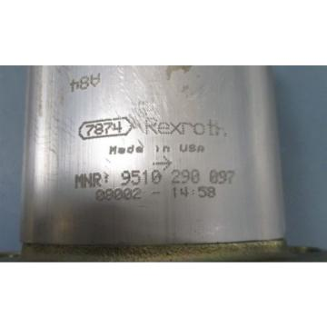 Rexroth Falkland Islands  9510 290 097 Hydraulic Power Gear pumps 5/8#034; Shaft OD NWOB