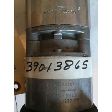 Origin Chile  REXROTH 0510900039,1517222379,1518222106 GEAR pumps,1/2#034;,BOXZN