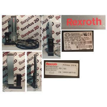 Rexroth Georgia  Linear Motion Compact Modules with ball screw drive - CKK w/ Motor and D