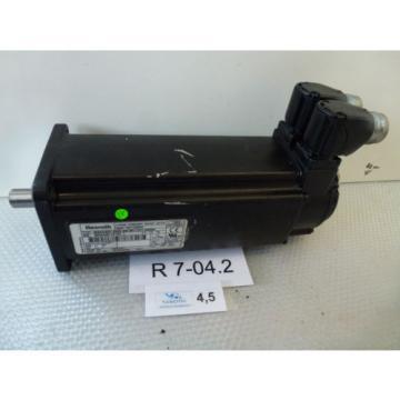 Rexroth Guam MSK040C-0600-NN-M1-UG1-NNNN, 3 Phase Permanent Magnet Motor with brake