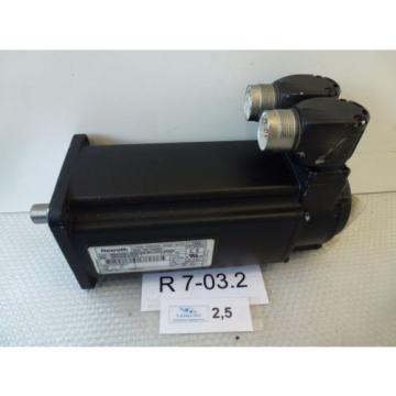 Rexroth Morocco MSK040C-0600-NN-M1-UG0-NNNN, 3-Phase Permanent Magnet Motor