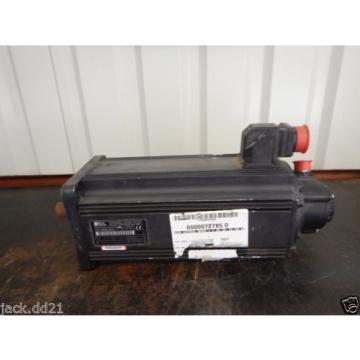 Origin Spain Rexroth Indramat Digital AC Servo Permanent Magnet Motor  MDD093C-N-030-N2L