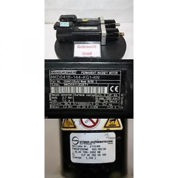 rexroth Japan Indramat MKD041B-144-KG1-KN servo MOTOR servo motors