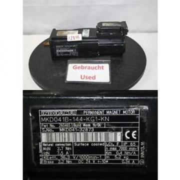 rexroth Guynea Indramat MKD041B-144-KG1-KN servo motor servo motor