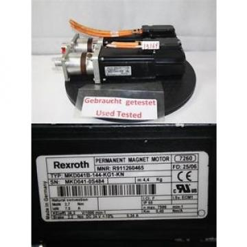 Rexroth EquatorialGuinea MKD041B-144-KG1-KN SERVO MOTOR SERVO MOTOR