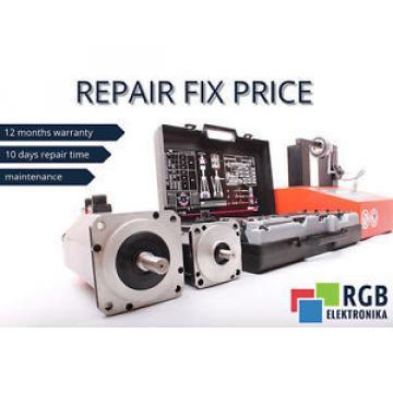REXROTH Gobon  MSK070D-0450-NN-S1-BG0-NNAN REPAIR FIX PRICE MOTOR REPAIR 12M WARRANTY