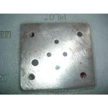 DENISON Finland ABEX HYDRAULIC VALVE ASTM KL40B 03833719W8  VALVE 6L35OriginNOT BOXED