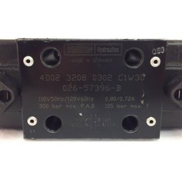 Directional Ethiopia Valve 4D02-3208-0302-C1W30 Denison/Vickers 4D0232080302C1W30 origin