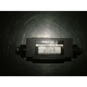 Denison Jamaica Hydraulics ZRD-ABZ-01-SO-D1 ZRD Throttle Check Valves, ZRDABZ01S0D1