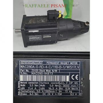 REXROTH Cuba INDRAMAT MAC090A-0-RD-4-C/110-B-1/WI517LV