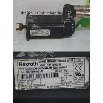 REXROTH Kazakhstan MSK040B-0600-NN-M1-UG1-NNNN