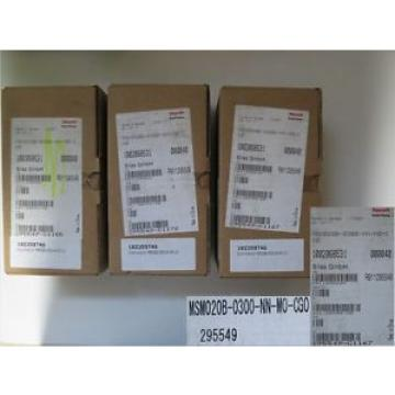 Bosch Kiribati Rexroth MSM020B-0300-NN-M0-CG0 295549 Servomotor OVP 2-2 #2942