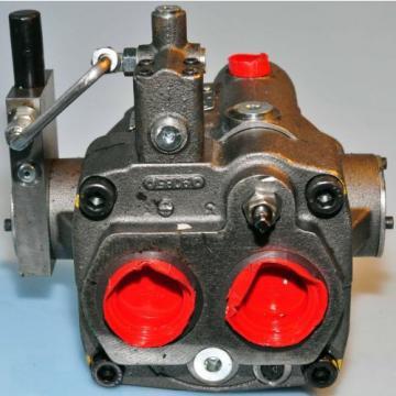 Parker erde Denison Hydraulikpumpe Hydraulikmotor  Typ : PVP23X3201/21