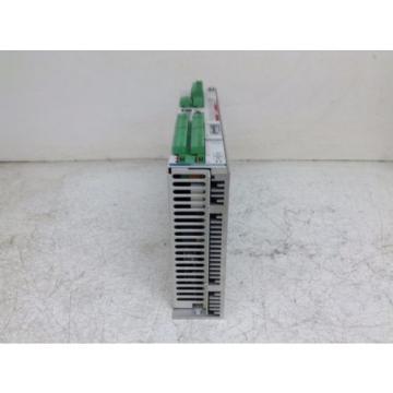 Bosch Iceland Rexroth Indramat FWC-DKC11-ASE-02VRS-MS DKC011-040-7-FW AC Servo Digital