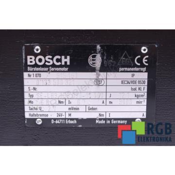 SERVOMOTOR Liechtenstein SE-LB3055030-10000 67A 3000MIN-1 BOSCH REXROTH ID35536