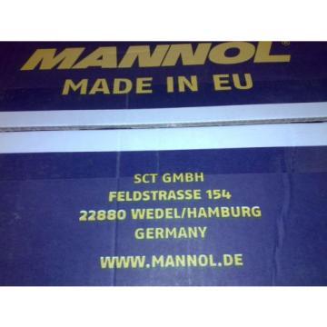 5L Ghana MANNOL Molibden Diesel 10W-40 ACEA E2/B3/A2 für stark belastete Dieselmotoren