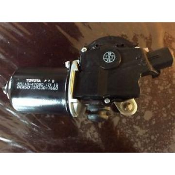 2012 Iran   Authentic Toyota Highlander Front Windshield Wiper Motor