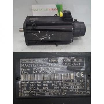 REXROTH Lao People's Republic  INDRAMAT MAC112C-0-ED-3-C/130-A-1