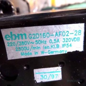 Bosch Guam REXROTH Indramat Servomotor 2AD132C-B05RA3-BS03-B2N1 OVP