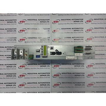BOSCH erde REXROTH SERVO DRIVE AMPLIFIER HCS021E-W0028-A-03-NNNN