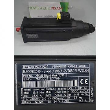 REXROTH Cyprus INDRAMAT MAC093C-0-FS-4-F/110-A-2/DI522LV/S004