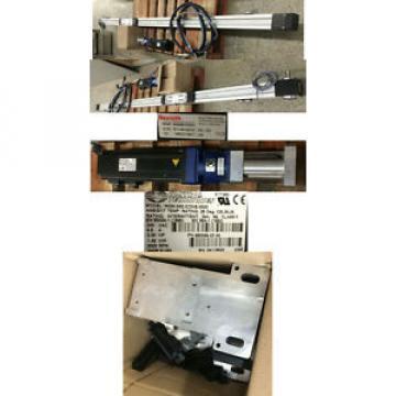 Bosch SriLanka Rexroth R114016010 Linerar Module MKR20-80\3434MM Long /w Servo Motor