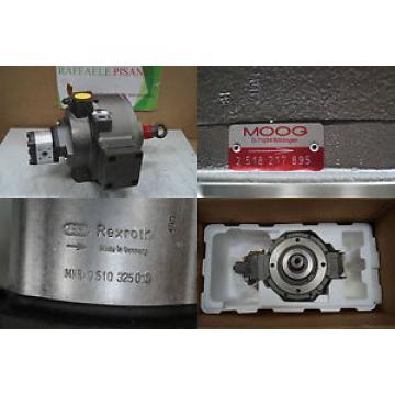 MOOG Kiribati 2518 217 895 pumpsE mit REXROTH 0510 325 013  Neuwertig / Unbenutzt