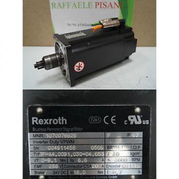 Rexroth Indonesia Brushless SF-A40091030-04053
