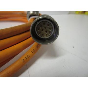 INDRAMAT China REXROTH 03-0100 20FL SERVO MOTOR FDBK CABLE ASSY - NOS - FREE SHIPPING