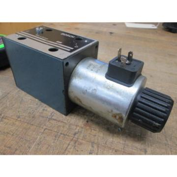 Bosch Lithuania  Rexroth 0-0810-001-406 315 Bar High Press Hydraulic Motor Off Arburg Nice