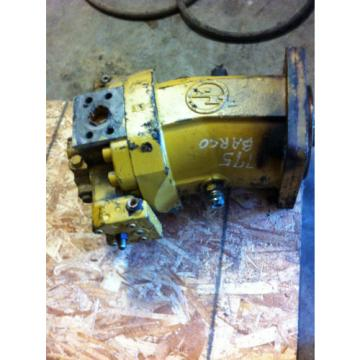 Barko Cyprus 775 Travel motor aa6vm160 rexroth