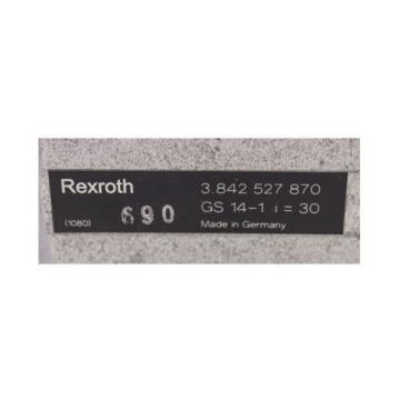 REXROTH FaroeIslands MNR3 842 503 783 + 3 842 527 870 Winkelgetriebe Getriebemotor