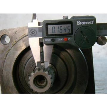 Rexroth Croatia Fixed displacement Hydraulic Motor R909417126-001