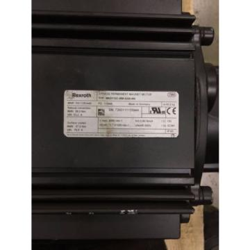 Rexroth Algeria Permanent magnet motor MKD112C-058-GG0-BN