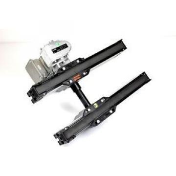 REXROTH China Motor links Getriebe Bandstrecke Förderband Transportband BS 2/M L 440mm
