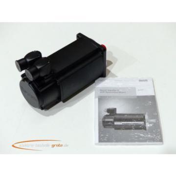 Rexroth Spain MSK050C-0450-NN-S1-UG0-NNNN MRN: 911316879 3-Phase Synchronous PM-Motor