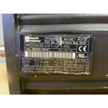 Rexroth Ethiopia  Indramat MKD090B-047-GPI-KN Permanent Magnet Motor 13859