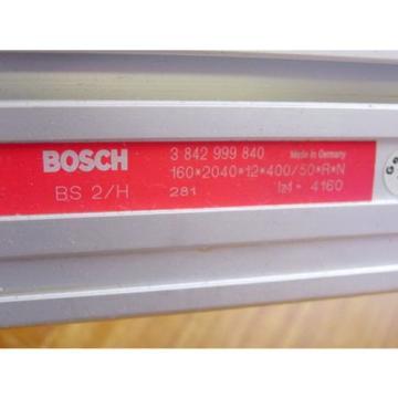 Bosch CostaRica / Rexroth = 2mtrlange Streckenbandführung + Motor = 3842999840 + 38425256